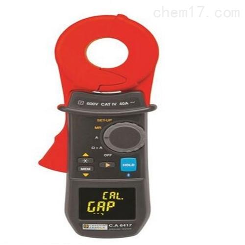 MODEL 4118A防雷检测回路电阻测试仪