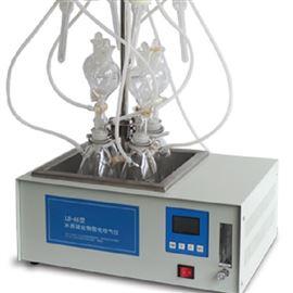 可同时预处理6个样品 水质硫化物酸化吹气仪