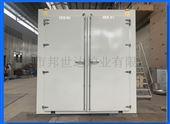 低溫烘箱工業箱式爐零件烘烤爐工件熱處理爐