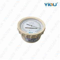 DYM3YIOU品牌平原型空盒气压表 压力表