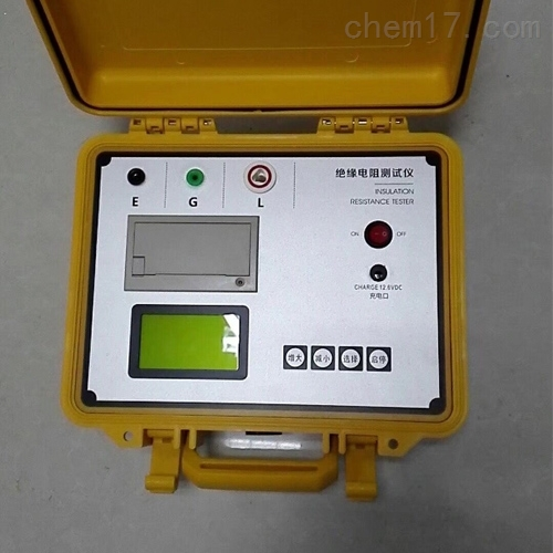 高壓絕緣電阻測試儀廠家熱銷