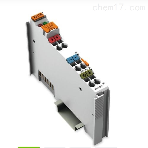 了解德国WAGO供电电源 带保险丝盒