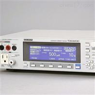 菊水TOS3200泄漏電流測試儀