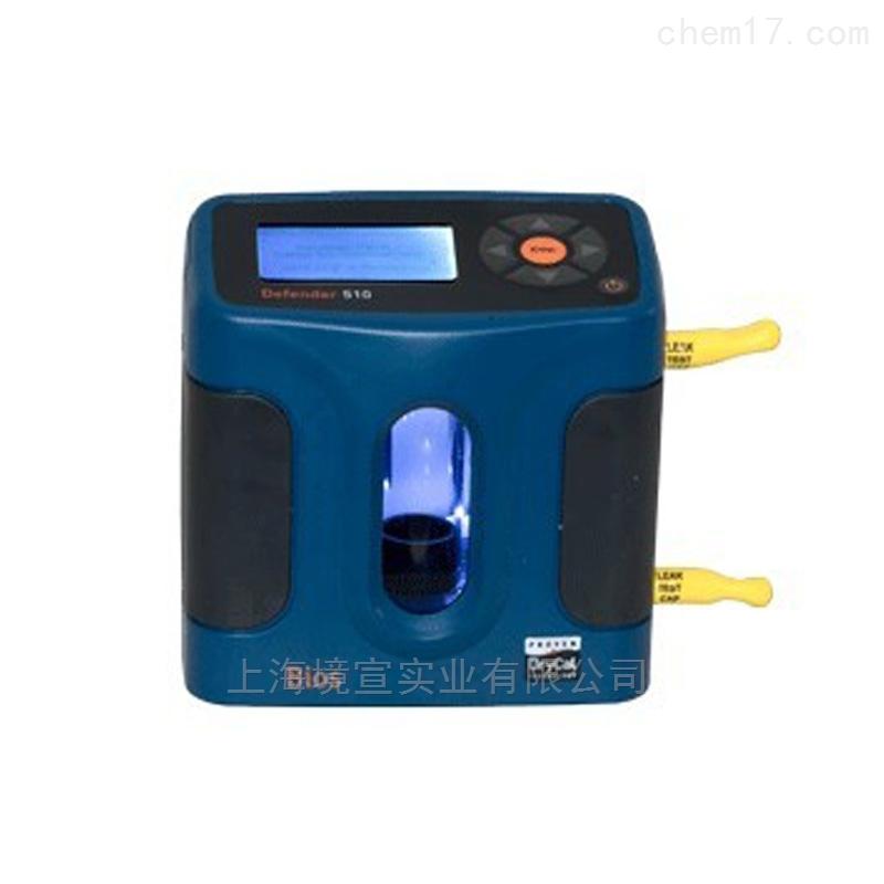Defender 510/520/530+气体流量校准器