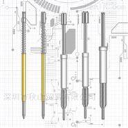 日本kita电路板接触式集成弹簧探针