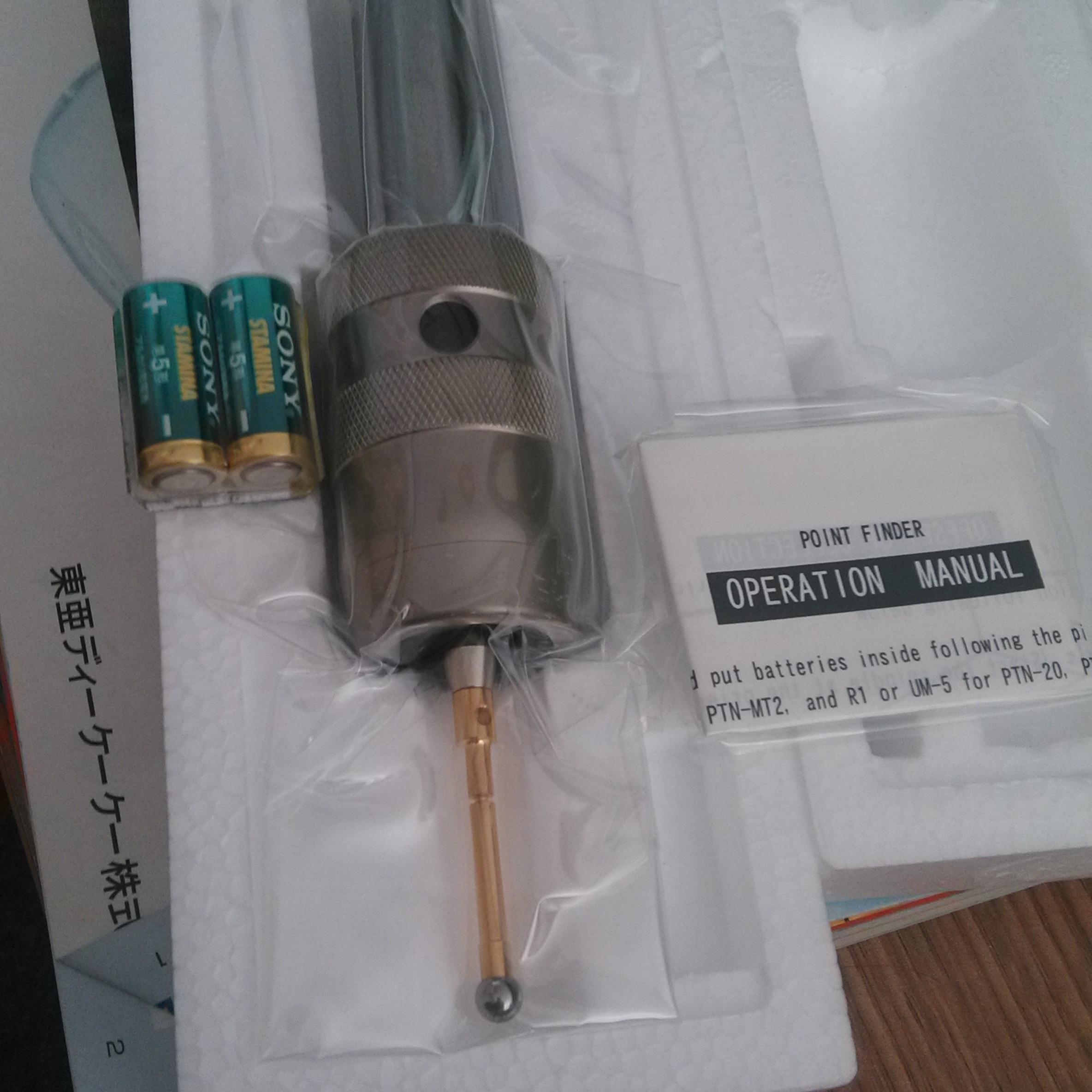 寻边器日本NISSIN日新寻点器NT-30NM