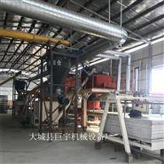 Fs免拆建筑外模板设备生产线工艺流程