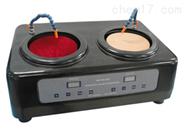 8〞双盘手动研磨抛光机