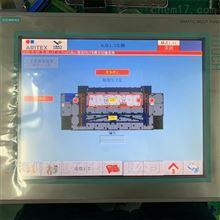 西门子触摸屏MP377开机黑屏无显示维修分析
