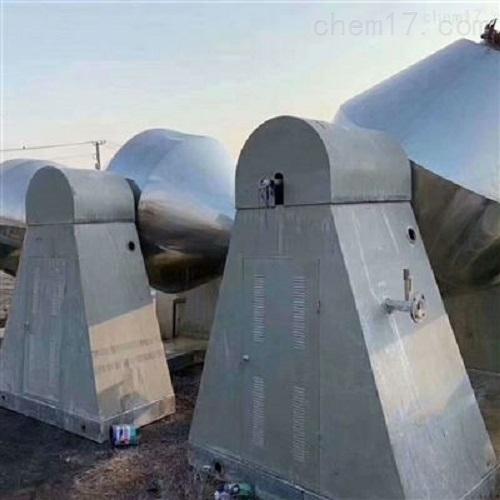 处理二手3000升双锥干燥机现货供应