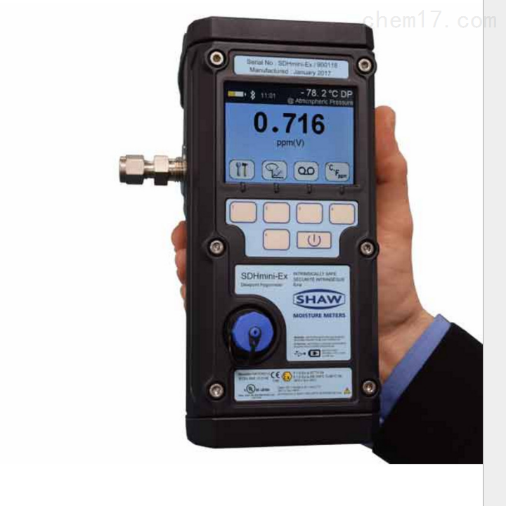 SHAW手持式露点仪SDH-mini