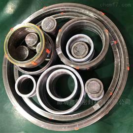 石油管道高压金属缠绕垫片