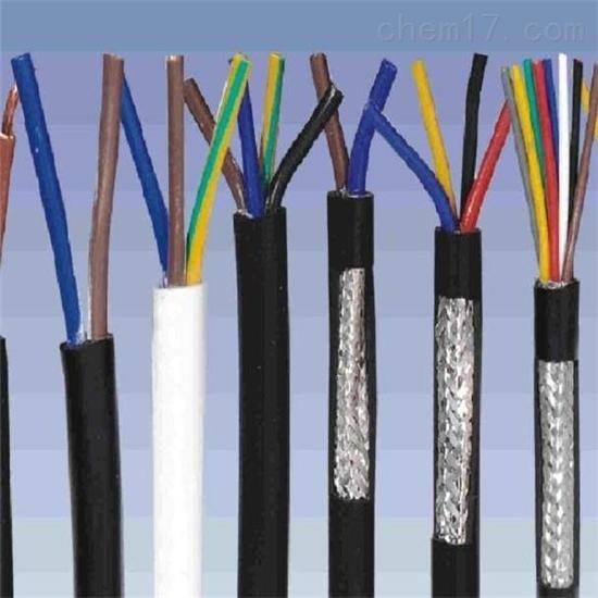 屏蔽控制软芯电缆KVVRP-19*0.75MM2