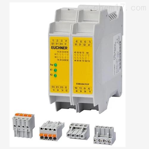 EUCHNER安全继电器