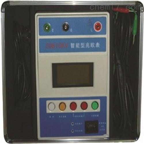 智能数字绝缘电阻测试仪