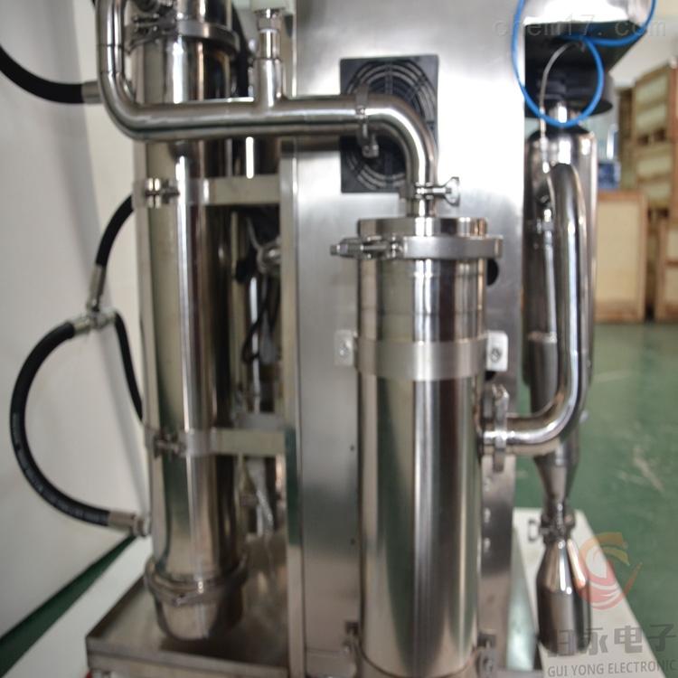 GY-ZKGZJ含糖低温型密闭循环喷雾干燥机品牌