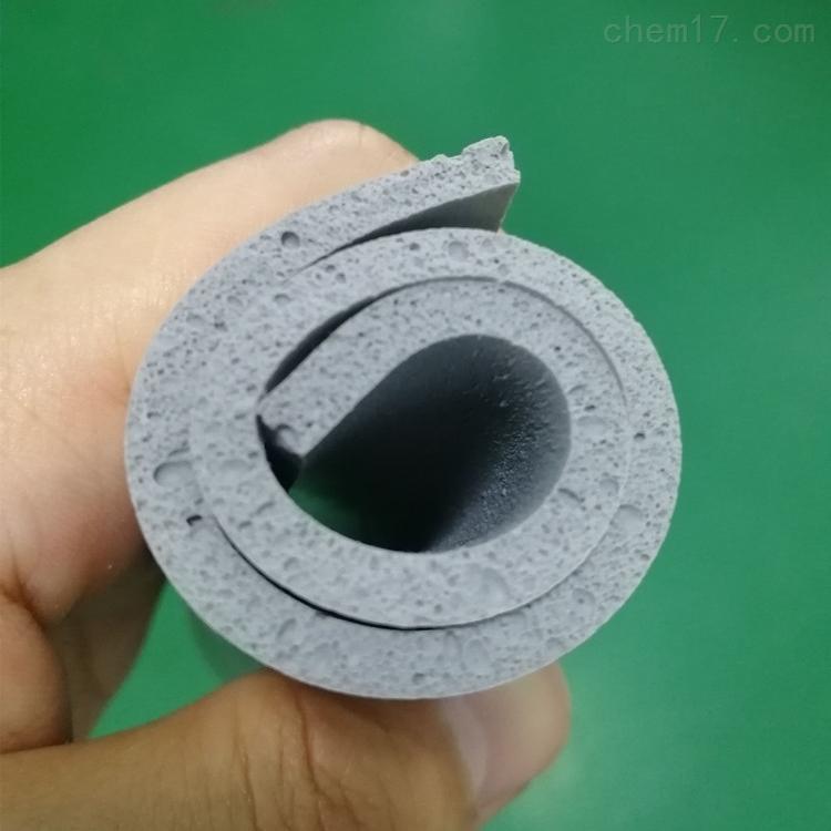 加温高温发泡硅橡胶