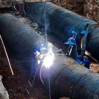 DN500直埋式保溫管熱網管線優化運行維修