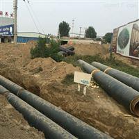 DN500聚氨酯保溫管供熱管網施工規劃