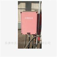 BXK模塊箱紅色外觀、鑄鋁材質防爆消防模塊箱