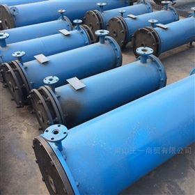 九成过滤80平方列管式冷凝器。。