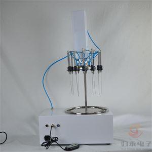 制药检验圆形水浴氮吹仪厂家报价GY-YXDCY