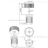 LC特种高温炉热风搅拌非标加长轴电机