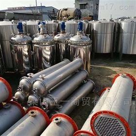 专售二手不锈钢冷凝器现货供应