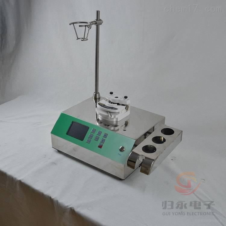 归永全自动L304材质智能集菌仪品牌