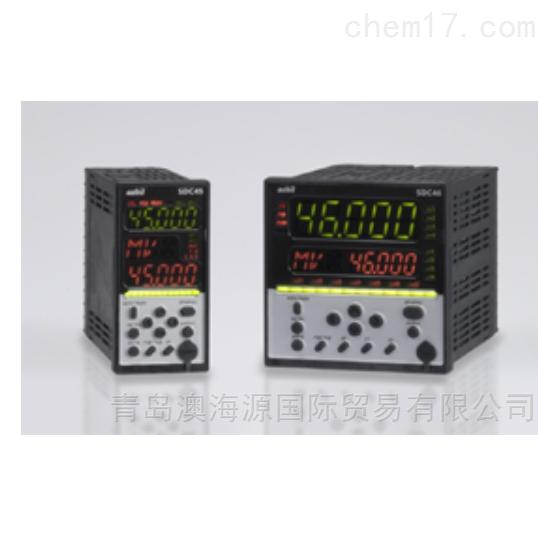 显示/控制器日本山武AZBIL SDC45/46