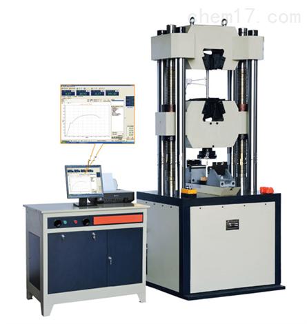 宁波WAW-300B万能材料试验机维修
