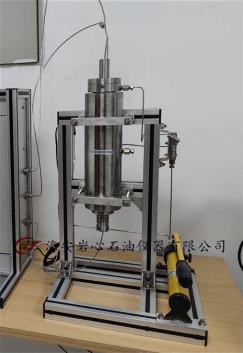 TY-5型三轴岩心夹持器