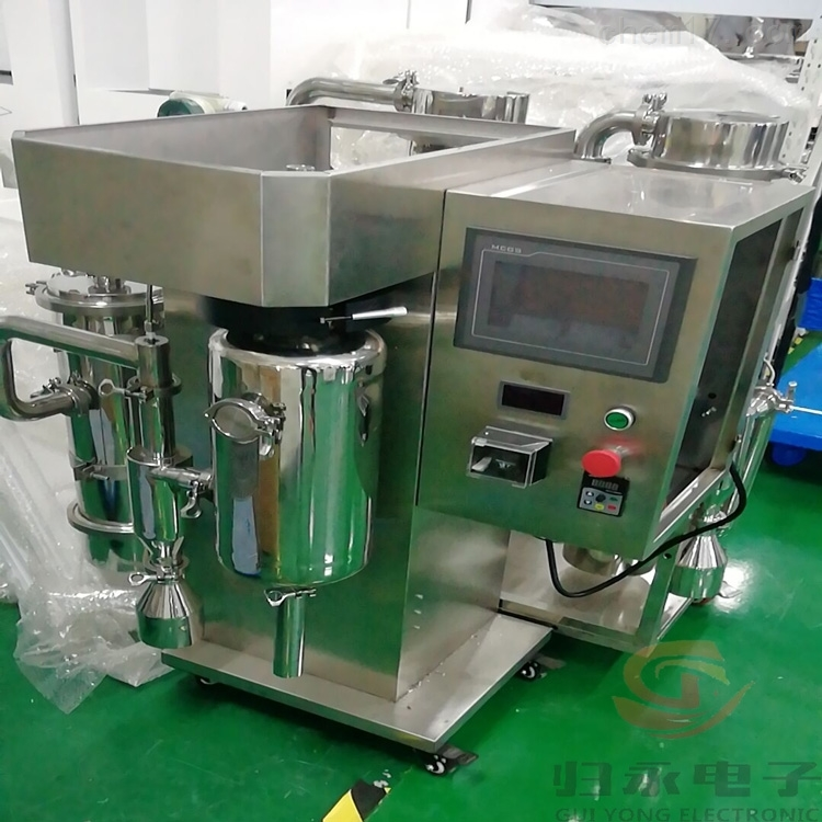 GY-YJGZ-G归永硫酸铬喷雾干燥机厂家报价