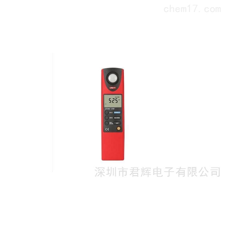 UT382照度计
