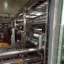 中球化工包铝皮保温施工承接跨省施工
