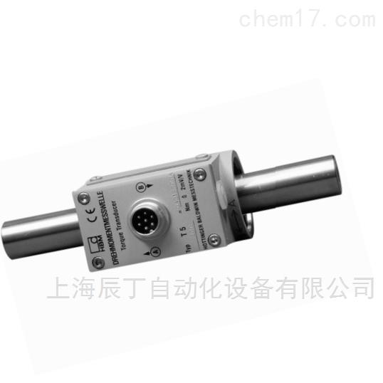 代理德国HBM扭矩传感器1-T21WN/50NM