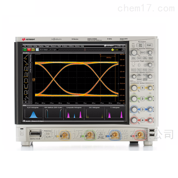 高清晰度示波器DSOS 604A维修