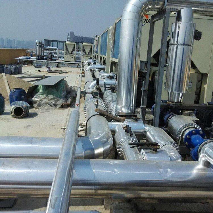 中球化工厂管道保温施工技术指导