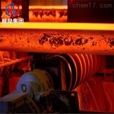 蓝山X8CrNiNb16-13出厂硬度