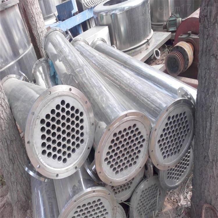 出售二手列管式再沸器