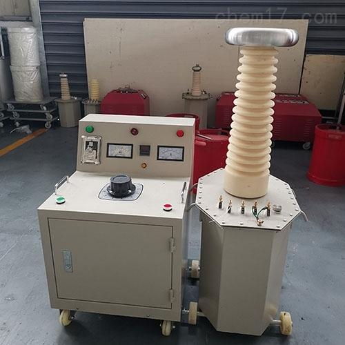 油浸式交直流两用试验变压器