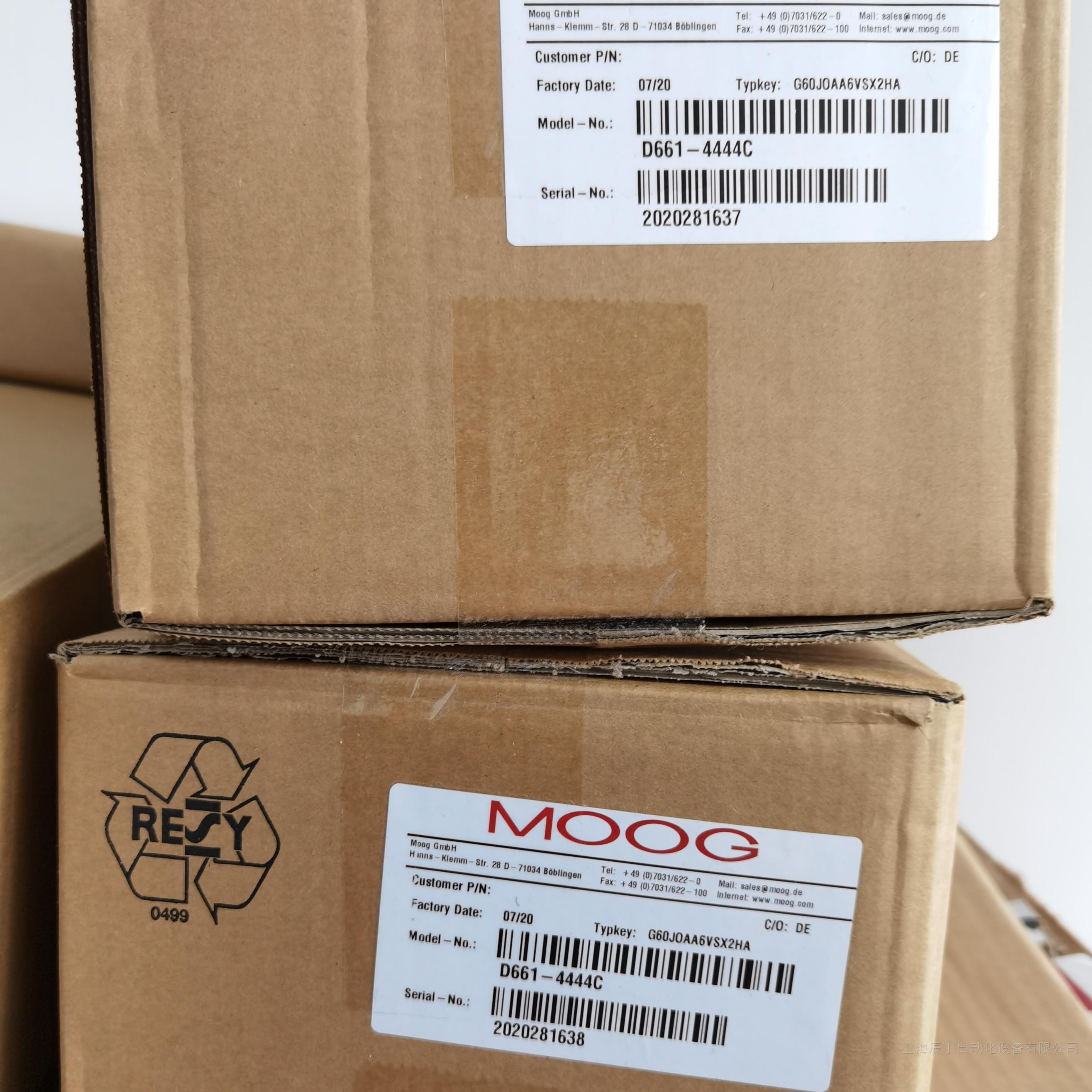 美国穆格G761-3003B上海辰丁常年现货特价