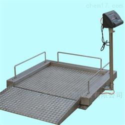 DCS-KL-IIS柯力3吨超低不锈钢电子地磅