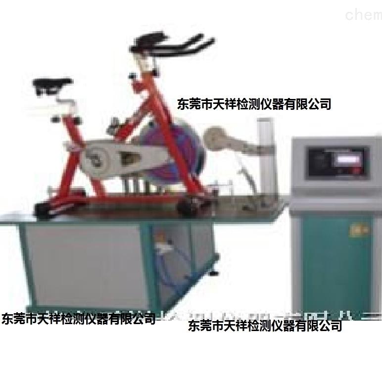 健身车刹车制动转角测试机