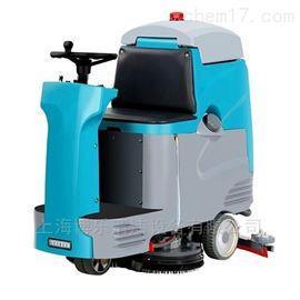 工厂车间清洗用驾驶式洗地车