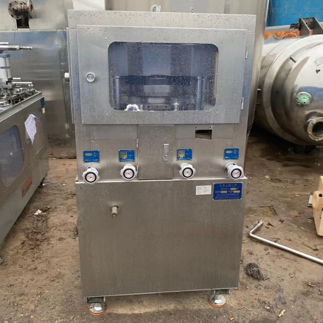 二手33型中低速旋转式压片机
