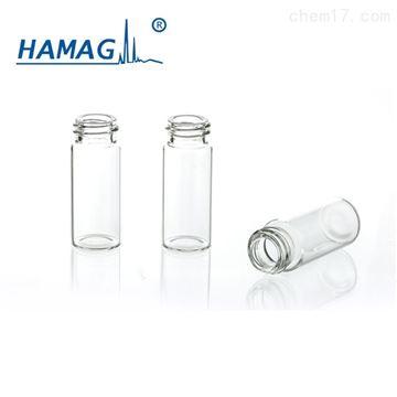 HM-307230mL 螺纹透明样品瓶