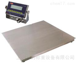 化工厂用2吨防腐蚀电子地磅