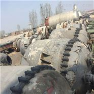 供应二手耐压不锈钢反应釜2000L-3000L99新