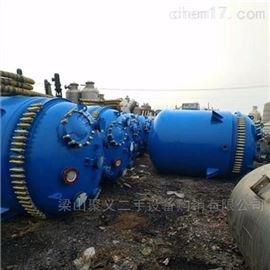 二手2-5吨搪瓷反应釜回收